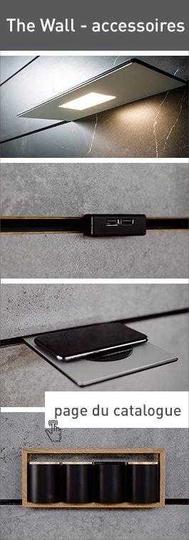 The Wall - accessoires